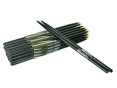 Dimavery 5A Drumsticks, Maple, Black