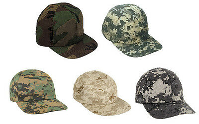 Kids Adjustable Baseball Cap Camouflage Street Hat Rothco