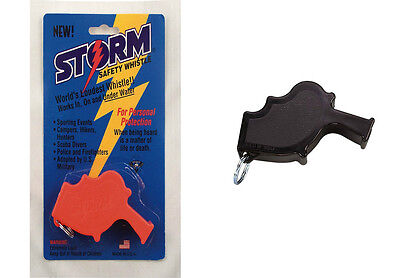 Rothco US Navy Storm All Weather Worlds Loudest Whistle