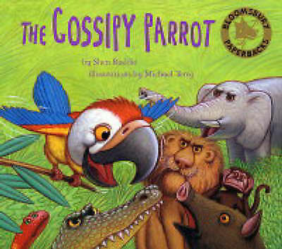 The Gossipy Parrot by Shen Roddie BRAND NEW BOOK (Paperback, 2004)