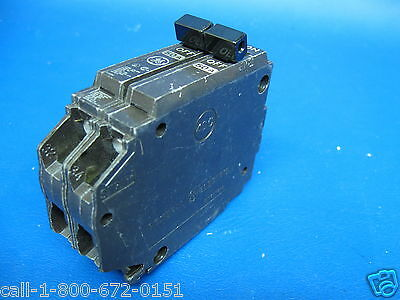 GE THQP250 50 Amp 2-Pole Breaker GENERAL ELECTRIC Type TQP
