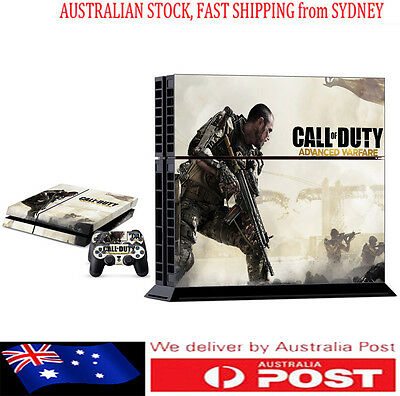 CALL OF DUTY430 DECAL SKIN PROTECTIVE STICKER for SONY PS4 CONSOLE CONTROLLER