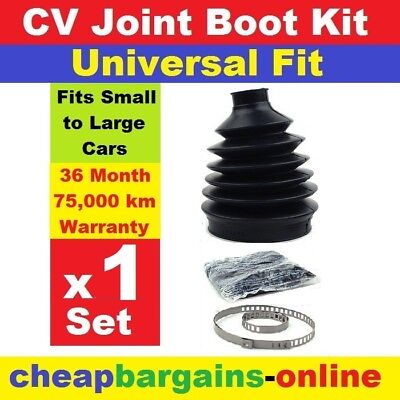 Universal Fit Cv Joint Stretch Rubber Boot Kit Constant Velocity Joint Repair