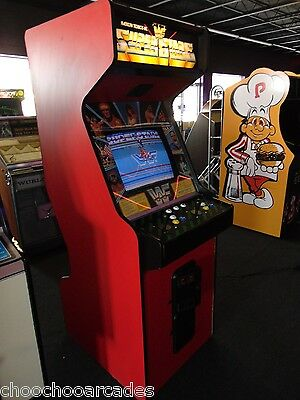WWF Super Stars  Arcade Game****FREE SHIPPING****
