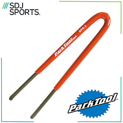 Park Tool SPA-2 SPA2C CLUSTER CONE PIN SPANNER BIKE TOOL RED SHIMANO CAMPAG