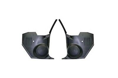 68-72 Chevelle Kick Panel Speakers w/o Factory Air, w/ 80 Watts Speakers