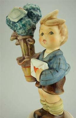 M.I. Hummel Goebel Good News Figurine #539 TMK7