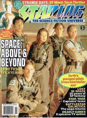 STARLOG 193-265 Sci-Fi Mag on 5 DVDs, Earth 2, Babylon 5, Star Trek TNG  +