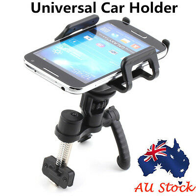 360°Car Air Vent Mount Cradle Holder Stand for Mobile Smart Cell Phone GPS OK