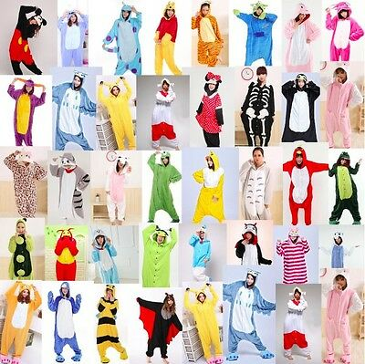 Character Kigurumi Pajamas/ Costumes - Carton Character Hooded Onepiece for Sale