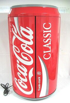 Large Coca Cola Can Housing W Built-in Speakers For Stereo Set-up or TV, & Misc