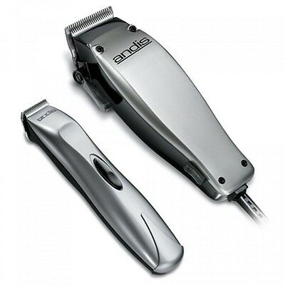 Andis Hair Clipper / Trimmer 23pc Combo Kit Pack, Haircut Cutting, 20140, New