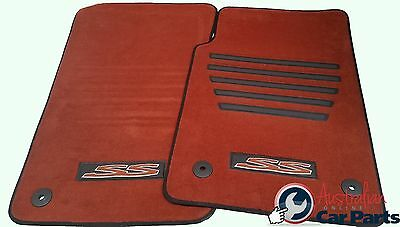 Commodore Ve Ss Genuine New Floor Mats Ignition Ute 2007-2013