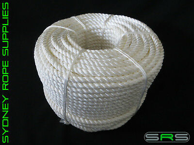 100Mtrs X 8Mm Nylon Rope