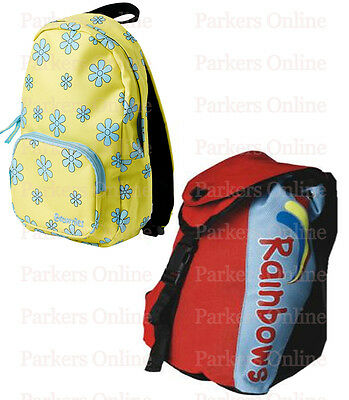 Quality Brand New Rainbows Daysack Rucksack And Brownies Daysack Rucksack