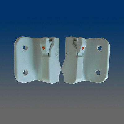 1-Pair Auto-Reset Child Safety Fall Prevention Device WOCD 1775SM-WHITE