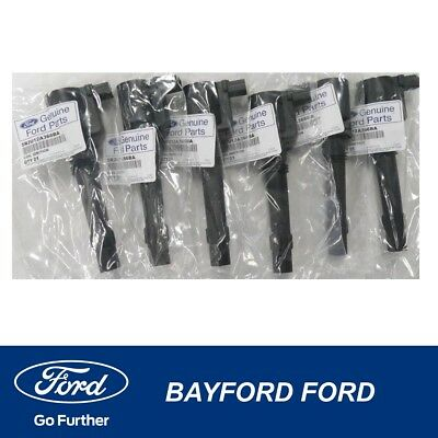 Ignition Coil Coils (6) Ford Ba Bf Falcon 6 Cyl Inc Xr6 & Turbo