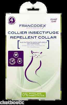 Collier Insectifuge Chat - 175201
