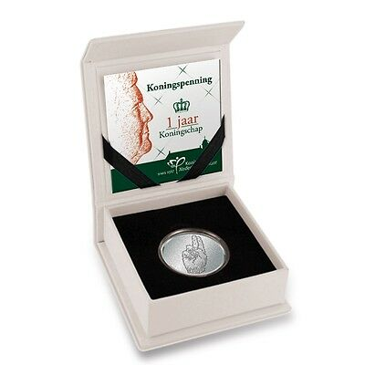 **Koningspenning 2014 zilver Proof** On Stock!