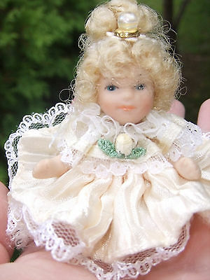 Psychic paranormal good luck fortune doll