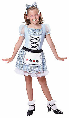 #Childrens Card Girl Complete Outfit #Cartoon Book Week Fancy Dress