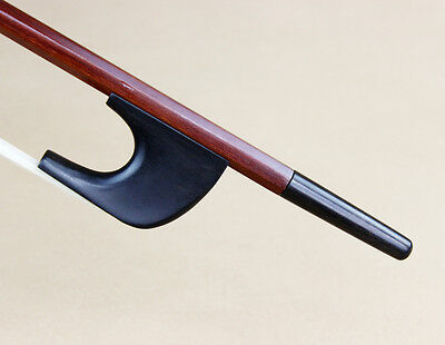 High quality classical style pernambuco Baroque Double Bass Bow 4/4 long nut