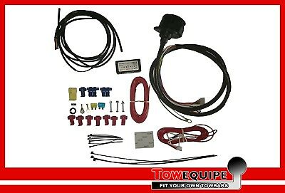 13 pin universal bypass relay with Wiring Kit, C2, automatic fog IT