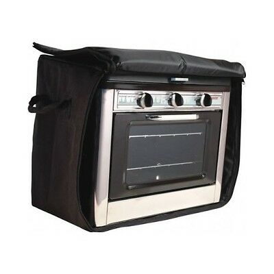 Portable Camping Oven Outdoor Kitchen Camp Propane Stove Top Gas Grill BBQ Patio
