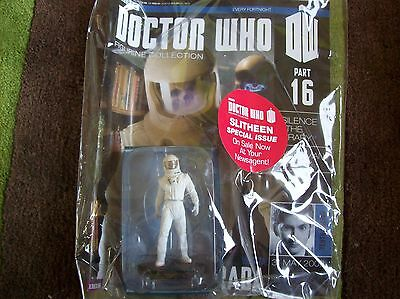 BBC Doctor Who Figurine Collection Issue 16 NERADA
