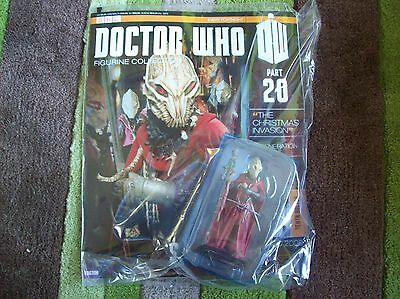 BBC Doctor Who Figurine Collection Issue 20 SYCORAX LEADER