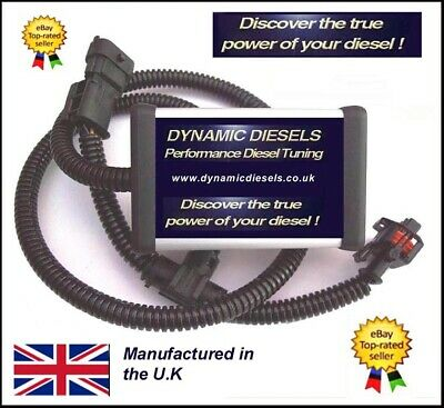 Ford Mondeo 2.0  2.2  TDCI - Diesel Tuning Performance Chip Box