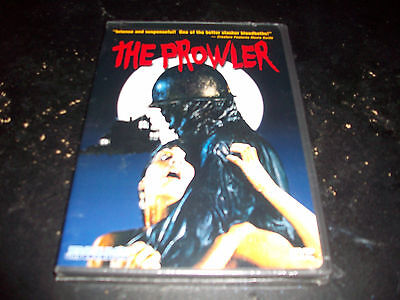80'S CLASSIC HORROR!! THE PROWLER BRAND NEW & FACTORY SEALED!!!!!!!!!!!!