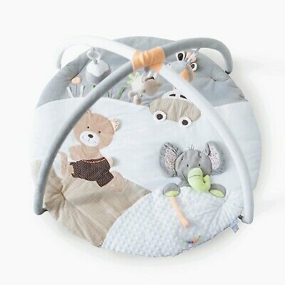 MiniDream Luxury Baby Playmat Activity Gym Musical Toys Floor Mat Large Size