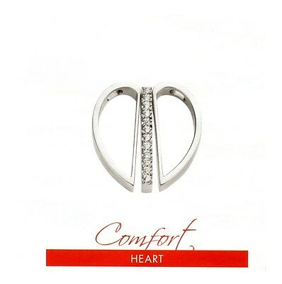 Trinity Collection Necklace 'Heart' - Comfort, Compassion For Others - TC3-HRT