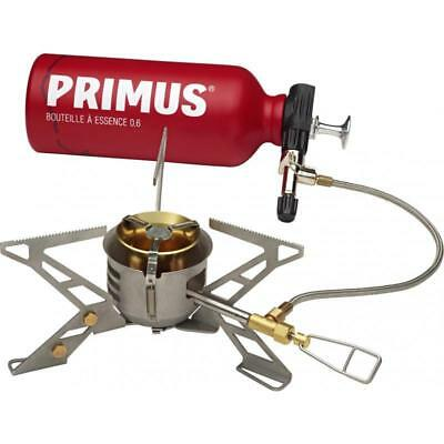 Primus OmniFuel II Camping & Backpacking Stove + 0.6L bottle Uses ANY Fuel!