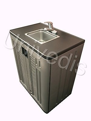 Self contained Portable Handwash Sink Hot Water