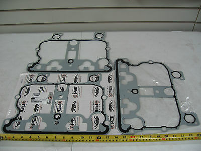 Rocker Lever Housing Gaskets for Cummins N14 Qty 3 # 131427 Ref# 4058981 3069687