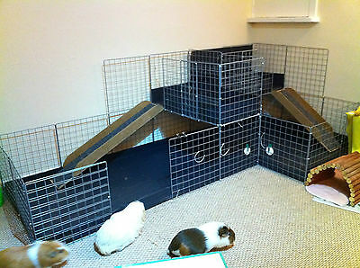Correx Plastic Sheeting Cover X3 White- Pet Hutch, Cage Aviary Floor Protection