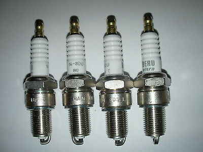 4 bougies allumage Triumph TR7 ou Spitfire reference 0001330702 neuf