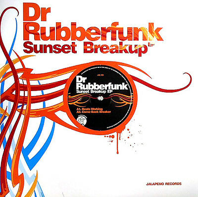 Dr. Rubberfunk  - Sunset Breakup 12""