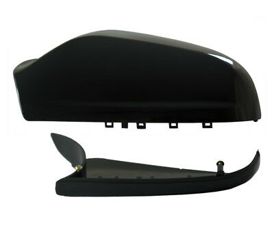 Vauxhall Opel Astra H MK5 Wing Mirror Cover & Lower LHS 04-09 Black Sapphire