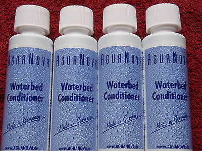 Waterbed Conditioner - 4 Bottles of 125ml Premium Conditioner - FREE POSTAGE