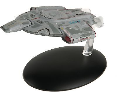 Star Trek USS Defiant NX-74205 with Collectible Magazine #9 by Eaglemoss