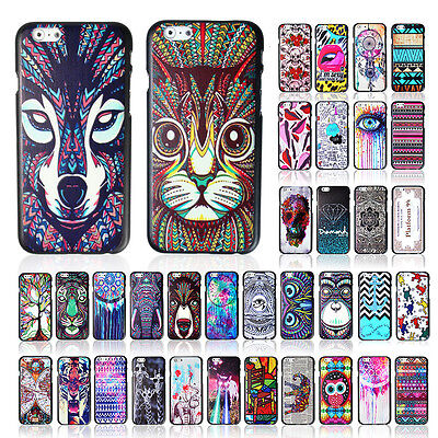 "40PCS Fashion Painted Various Pattern Case Cover For Apple  iPhone 6 (4.7 "")"