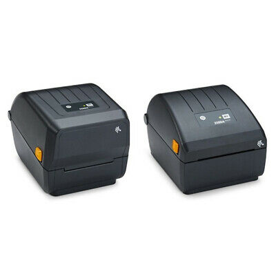 ZEBRA GC420D Thermal Label Printer 203DPI Direct Parallel Serial USB Desktop