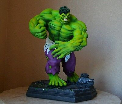 Custom Resin Hulk Statue kit no sideshow, bowen