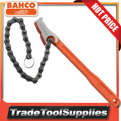 Bahco Chain Pipe Wrench 370-4
