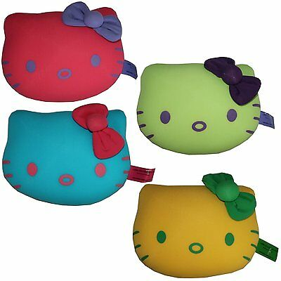 HELLO KITTY PLUSH PLÜSCH KATZEN POP DEKO KISSEN CUSHION 15 x 10 CM