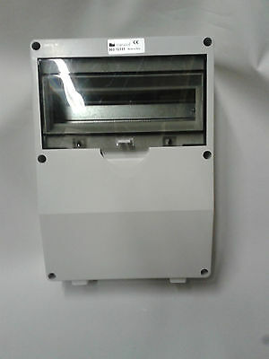 IP65 MCB, RCD Enclosure,Caravan Hook Up, consumer unit  enclosure,adaptable box