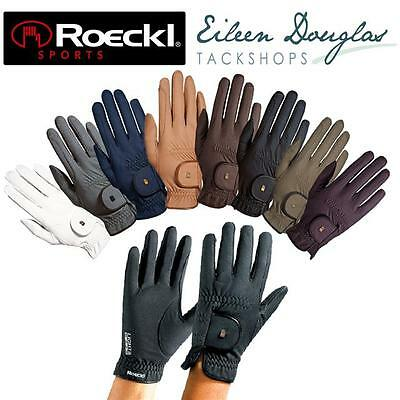 Roeckl Chester Riding Gloves ***All Colours***All Sizes In Stock***NEW***